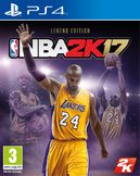 NBA 2K17 Kobe Bryant Legend Edition PS4