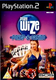 Playwize Poker & Casino PS2
