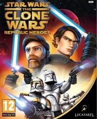 Star Wars Clone Wars: Republic Heroes Wii