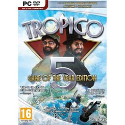 Tropico 5 Game of the Year Edition PC