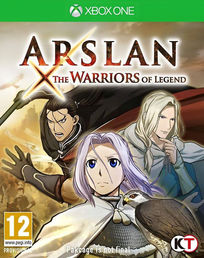 Arslan: The Warriors of Legend Xbox One