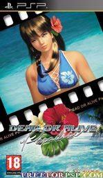Dead or Alive Paradise PSP