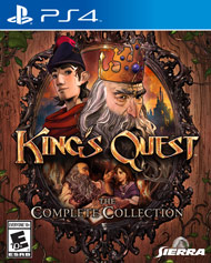 King's Quest Complete Collection PS4