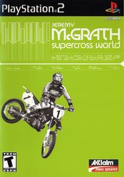 Jeremy McGrath Supercross World PS2