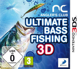 Ultimate Bass Fishing 3DS
