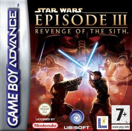 Star Wars Episode III Revenge of the Sith GBA (käytetty)