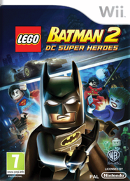 Lego Batman 2: DC Superheroes Wii