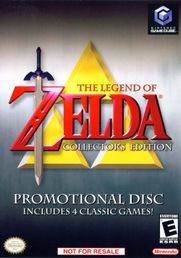The Legend of Zelda: Collector's Edition GC