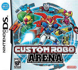 Custom Robo Arena DS