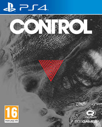 Control Retail Exclusive Edition PS4