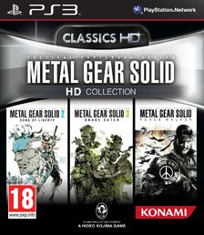 Metal Gear Solid: HD Collection PS3