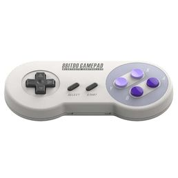 SNES30 Bluetooth Gampad (PC/MAC/Mobiili)