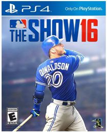 MLB The Show 16 PS4