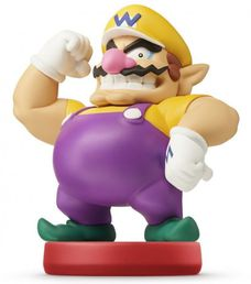 amiibo Super Mario Collection Wario hahmo