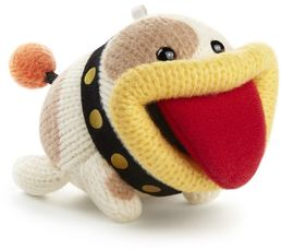 amiibo Yoshis Woolly World Collection Poochy hahmo