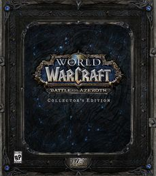World of Warcraft Battle For Azeroth Collectors Edition PC