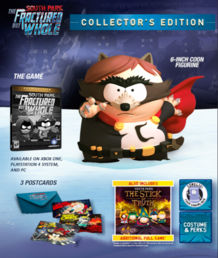 South Park: The Fractured But Whole Collector's Edition PC