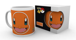Pokemon Charmander Face Mug