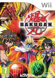 Bakugan: Battle Brawlers Wii