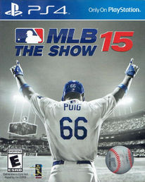 MLB 15: The Show PS4
