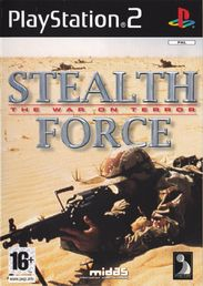 Stealth Force War on Terror PS2