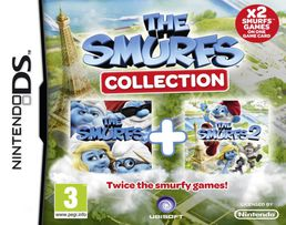 The Smurfs Collection DS