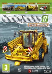 Farming Simulator 17 - Official Expansion 2 PC
