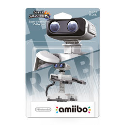 Amiibo Super Smash Bros. R.O.B. Hahmo