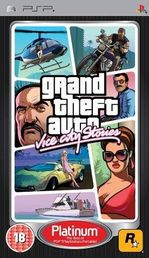 Grand Theft Auto: Vice City Stories Platinum PSP