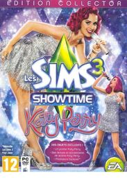 Sims 3 Showtime Katy Perry Collectors Edition PC