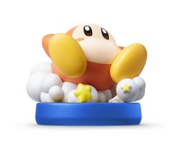 amiibo Kirby's Collection Waddle Dee hahmo