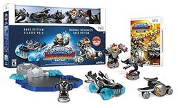 Skylanders Superchargers: Racing Starter Pack Dark Edition Wii