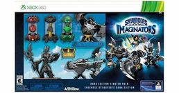 Skylanders Imaginators Dark Starter Pack Xbox 360