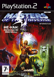 Masters of the Universe: He-Man - Defender of Grayskull PS2