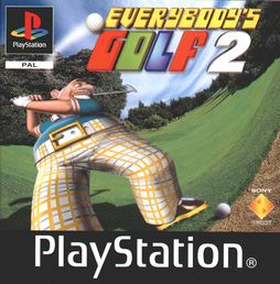 Everybodys's Golf 2 PSOne