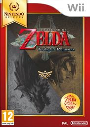 Legend of Zelda: Twilight Princess Wii