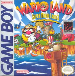 Wario Land Super Wario Land 3 GB (käytetty)
