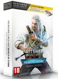The Witcher 3 Wild Hunt - Hearts of Stone PC