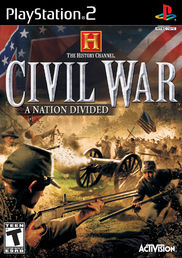 Civil War - A Nation Divided PS2
