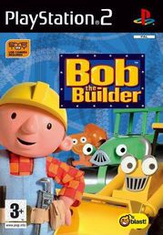 Eye Toy Bob The Builder PS2