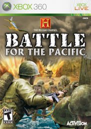 Battle For The Pacific Xbox 360