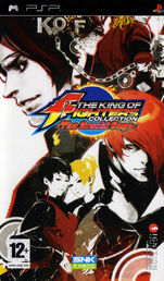King of Fighters Collection - The Orochi Saga PSP