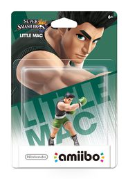 amiibo Super Smash Bros. Little Mac hahmo