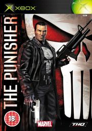 The Punisher XBOX (käytetty)