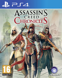 Assassins Creed Chronicles PS4