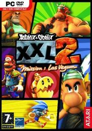 Asterix & Obelix XXL2 Mission: Las Vegum PS2
