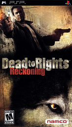 Dead to Rights Reckoning PSP