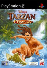 Disney's Tarzan Freeride PS2