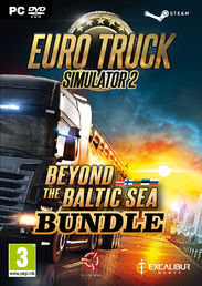 Euro Truck Simulator 2 + Beyond the Baltic Sea PC