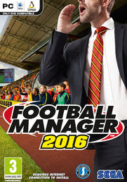 Football Manager 2016 PC